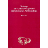 Beiträge zur Archäozoologie und...