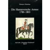 Die Hannoversche Armee 1780 - 1803