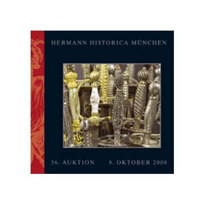 Hermann Historica München 56. Auktion - Europäische Hofdegen 17. - 19. Jhdt.