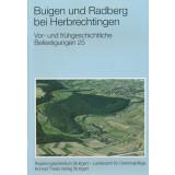 Buigen und Radberg bei Herbrechtingen, Landkreis Heidenheim