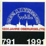 1200 Jahre Oberursel, 791 - 1991