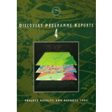 Discovery Programme Reports 4. Projekt Results and...