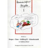 Aktuelles zu Horgen - Cham - Goldberg - Schnurkeramik