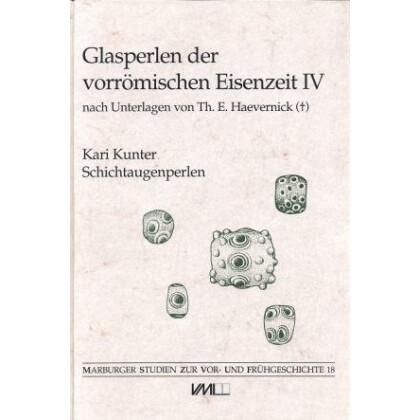 Glasperlen der vorrömischen Eisenzeit, Band IV - Schichtaugenperlen