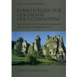 Forschungen zur Geschichte der Externsteine, Band 1:...