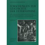 Forschungen zur Geschichte der Externsteine, Band 4: Die...