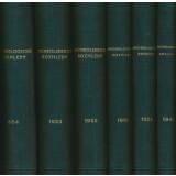 Archeologické rozhledy, Volume 1-18