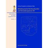 Mittelassyrische Rechtsurkunden und Verwaltungstexte VIII