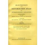 Erläuterungen zum Historischen Atlas der...