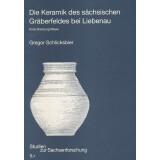 Die Keramik des sächsischen Gräberfeldes bei...