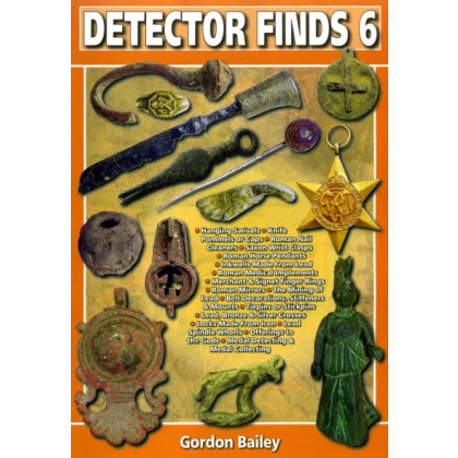 Detector Finds 6. - inc. price guide