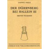 Der Dürrnberg bei Hallein III - Auswertung der...