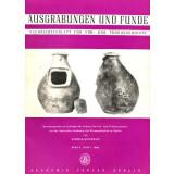 Ausgrabungen und Funde, Band 5 - 1960 Heft 1 - 6 -...