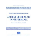 Ancient Greek Music in Performance