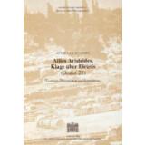 Ailios Aristeides, Klage über Eleusis (Oratio 22) Lesetext, Übersetzung und Kommentar