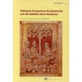 Hildeberts Prosimetrum De Querimonia und die Gedichte...
