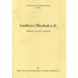 Landkreis Offenbach a. M. - Inventar der...