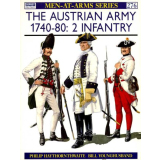 Austrian Army 1740-80 - Vol 2 Infantry