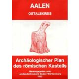 Aalen - Ostalbkreis - Archäologischer Plan des...