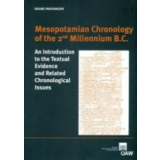 Mesopotamian Chronology of the 2nd Millenium B.C. An...
