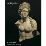 Sothebys Antiquities - New York Thursday 13 December,...