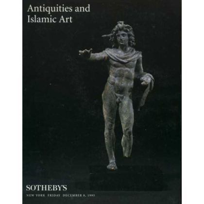 Sothebys Antiquities - New York Friday 8 December, 1985 - Auction Catalogs