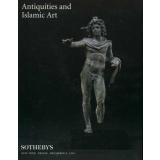 Sothebys Antiquities - New York Friday 8 December, 1985 -...