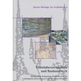 Mittelalterarchäologie und Bauhandwerk