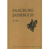 Saalburg Jahrbuch, Band 39 - 1983. Die römischen...