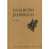 Saalburg Jahrbuch, Band 42 - 1986