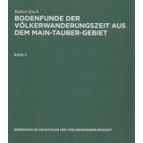 Bodenfunde der Völkerwanderungszeit aus dem...