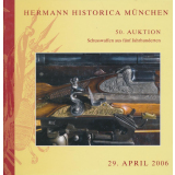 Hermann Historica München 50. Auktion - Schusswaffen...