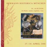 Hermann Historica München 50. Auktion - Alte Waffen,...