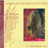 Hermann Historica München 45. Auktion - Alte Waffen,...