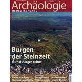 Archäologie in Deutschland. Heft 2010/3 - Burgen der...