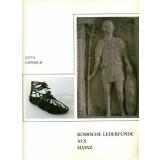 Römische Lederfunde aus Mainz
