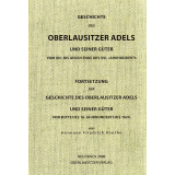 Geschichte des Oberlausitzer Adels und seiner Güter...