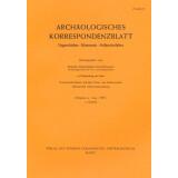 Archäologisches Korrespondenzblatt 1994/4