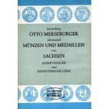 Sammlung Otto Merseburger umfassend Münzen und...