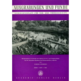 Ausgrabungen und Funde, Band 5 - 1960 Heft 4
