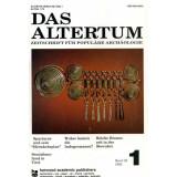 Das Altertum - Zeitschrift für populäre...