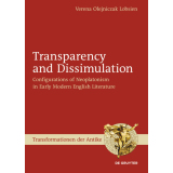 Transparency and Dissimulation - Configurations of...