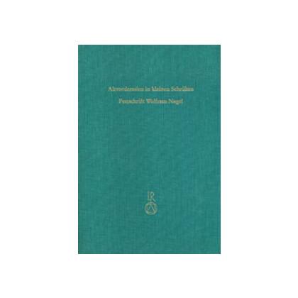 Altvorderasien in kleinen Schriften - Festschrift Wolfram Nagel