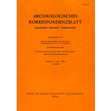 Archäologisches Korrespondenzblatt 1992/4