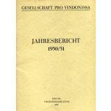 Jahresbericht der Gesellschaft pro Vindonissa 1950-41