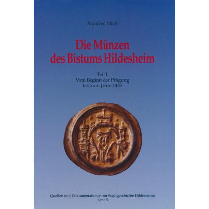 Die Münzen Des Bistums Hildesheim Teil 1 Vom Beginn Der Prägung