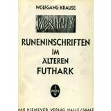Runeninschriften im älteren Futhark
