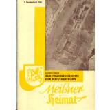 Zur Frühgeschichte der Meissner Burg