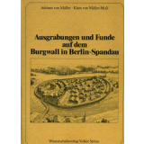 Ausgrabungen und Funde auf dem Burgwall in Berlin-Spandau