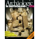 Archäologie in Deutschland. Heft 1986/3....